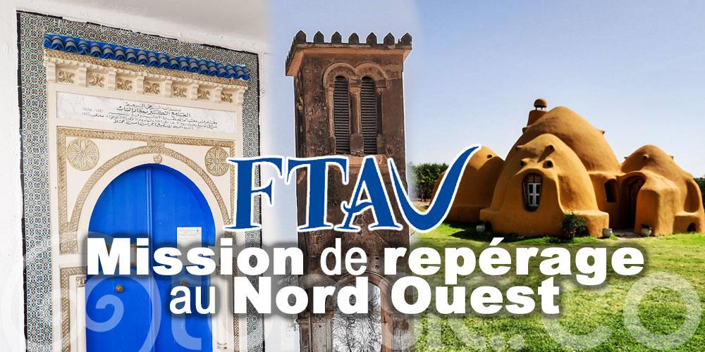 FTAV: 2ème mission de repérage au Nord Ouest