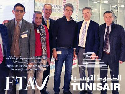 Importante délégation tunisienne à la Conférence IATA de Genève