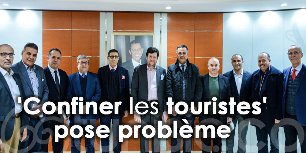 Ftav et Nouvelair : 'Confiner les touristes' pose problème