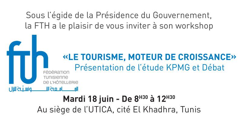 Les vrais chiffres du Tourisme Tunisien seront dévoilés le 18 juin 2019