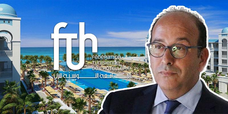 Les Hôtels sont chargés mais pas tous complet selon Khaled Fakhfakh