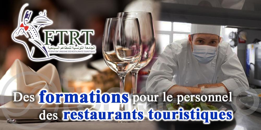 La FTRT lance des formations pour le personnel des restaurants touristiques sur les bonnes pratiques de la protection sanitaire