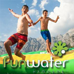 Fun Water, un nouveau parc d'attraction flottant à Sidi Mahrsi