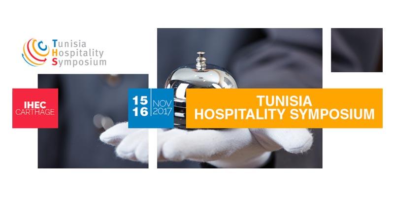 Le Tunisia Hospitality Symposium à l'IHEC Carthage le mercredi 15 novembre