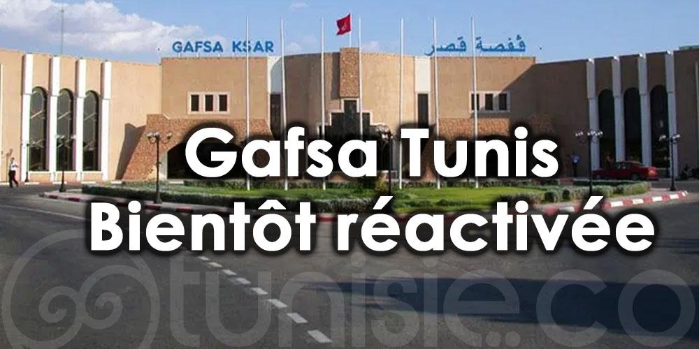 Olfa Hamdi: La ligne aérienne Gafsa Tunis bientôt réactivée