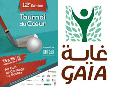 Le Tournoi du cœur de Gaïa les 15 & 16 septembre à la Soukra
