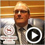 En vidéo : Christian Tomandl, DG du Sheraton Tunis, au soutien de l'action caritative en Tunisie