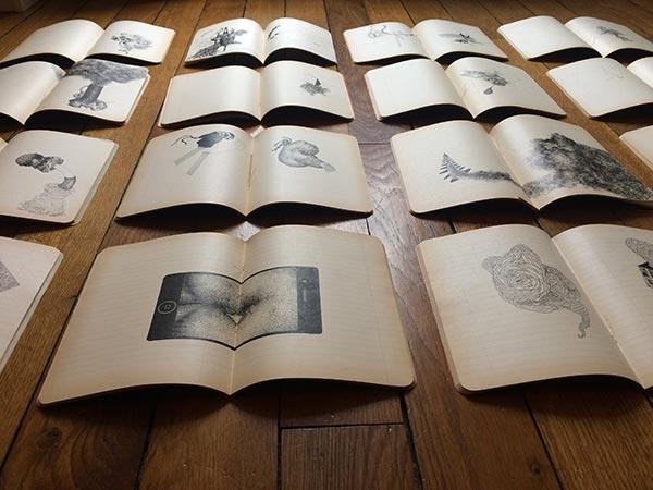 Aicha Gorgi exporte Elkamel, Karoui, Snoussi et Lamine à l'Art Paris Art Fair