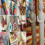 Créateurs et artisans de Tunisie les 17 et 18 Septembre à la Galette