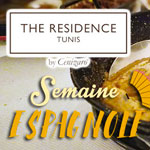 En photos : Quand la gastronomie espagnole s'invite à la table de The Residence Gammarth