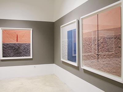En photos : L'expo de Jellel Gasteli, un voyage à Marrakech et Tanger sur les traces de Abdelwahab Meddeb