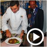 En Vidéos : Un échange culturel autour de l´art de la cuisine entre la France et la Tunisie