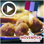 En vidéo : Inauguration de la semaine gastronomique Italienne au Mövenpick Hotel Gammarth