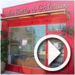 Entrez dans l'univers de la nouvelle pâtisserie 'La Boîte à Gâteaux' !