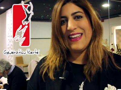 Ines Debaya parle du partenariat Génération Liberté /Mood Talent au profit de l'artisanat solidaire