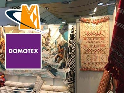 Après des années d'absence, la Tunisie de nouveau présente au salon Domotex Hanovre