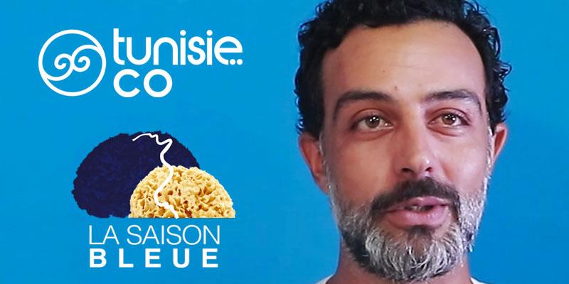 En vidéo : Ghanem Zrelli entre Mer, Saison Bleue et Théâtre