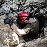 Aventure souterraine à la grotte de Ghar Kriz à Testour le 16 Octobre