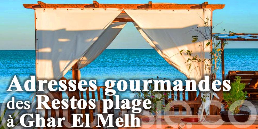 les incontournables Restos plage de Ghar el Melh