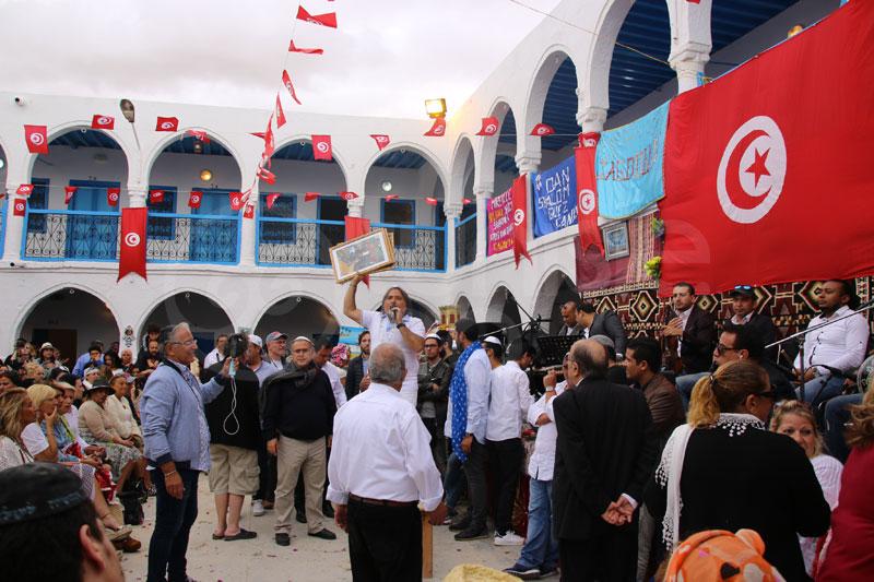 En vidéo : La procession du Pelerinage à la Ghriba