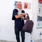 Le photographe Gigi Sorrentino exposera ses photos de la Tunisie le 27 Août à Dar Bouassida