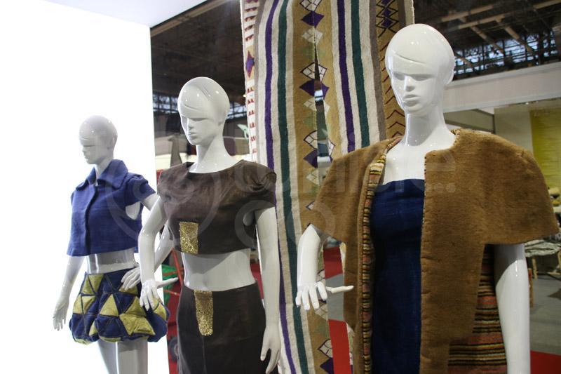 Retour en image sur l'inauguration de la collection inédite de produits artisanaux à la Foire du Tapis du Kram