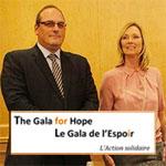 Plus de 30 000 Dt collectés lors du 'Gala De L'espoir' au Sheraton Tunis