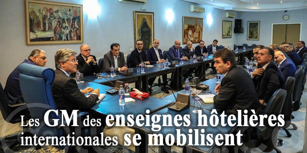 Les GM des enseignes hôtelières internationales se mobilisent