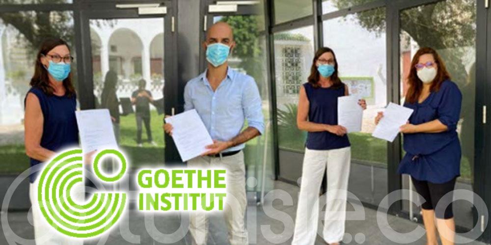 Les activités culturelles du GOETHE-INSTITUT TUNIS : Reprise – septembre/octobre 2021