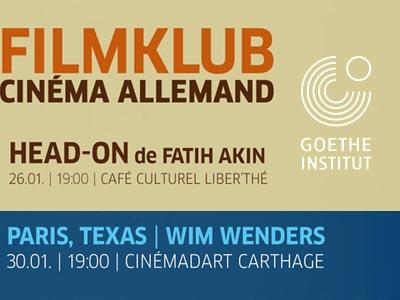 Le public tunisien à la rencontre du cinéma allemand au FILMKLUB du Goethe-Institut Tunis