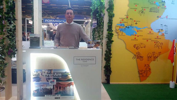 En vidéo : La Tunisie au salon du Golf de Paris ce weekend