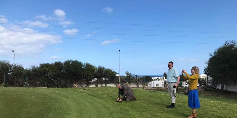 En photos : Des journalistes Finlandais à la découverte du tourisme golfique à Sousse
