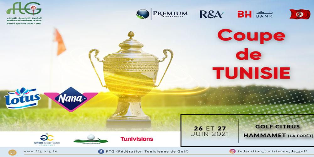 Coupe de Tunisie de Golf 2021 : Qui succèdera à l'AGH ?