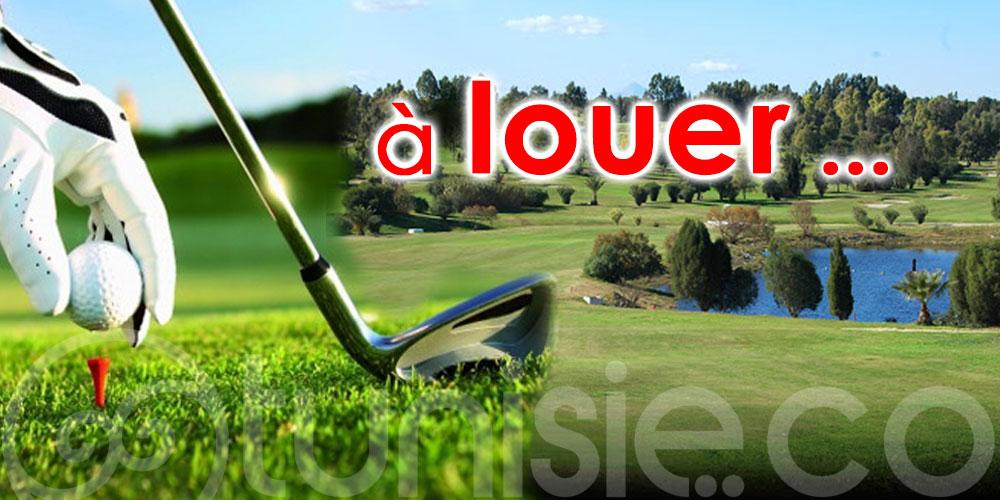 Les 2 golfs Yasmine Hammamet et Flamingo Monastir à louer