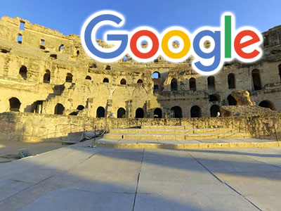 Google Special Collects photographie 30 sites et monuments tunisiens