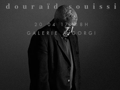 Douraid Souissi expose à la Galerie A.Gorgi ce jeudi 20 avril