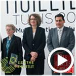 En vidéo : Avant-première de l'expo KLEE, MACKE et MOILLET au Musée du Bardo