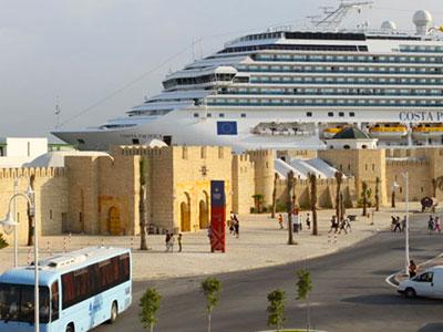 Avec sa vente, le port de Croisières de la Goulette deviendra une escale majeure de la Mer Méditerranée