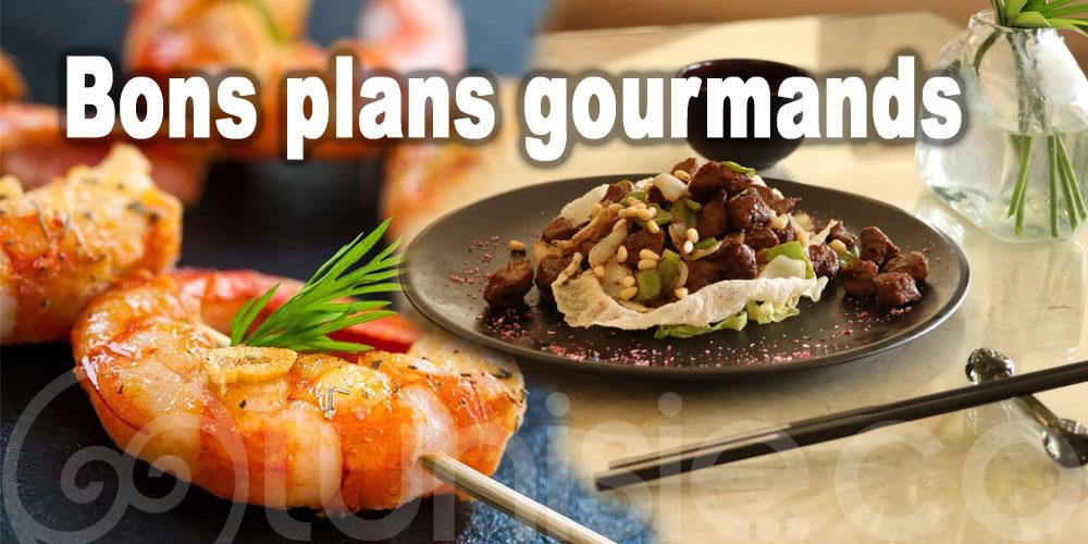 Bons plans gourmands: Quand les restaurants s'invitent chez vous