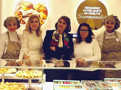 En vidéos : Gourmandise inaugure officiellement son 6ème magasin franchisé à l'Aouina