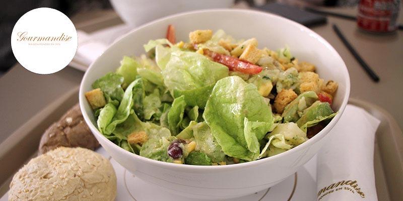 En vidéo : Découvrez le nouveau Bar A Salade Gourmandise au Centre Urbain Nord