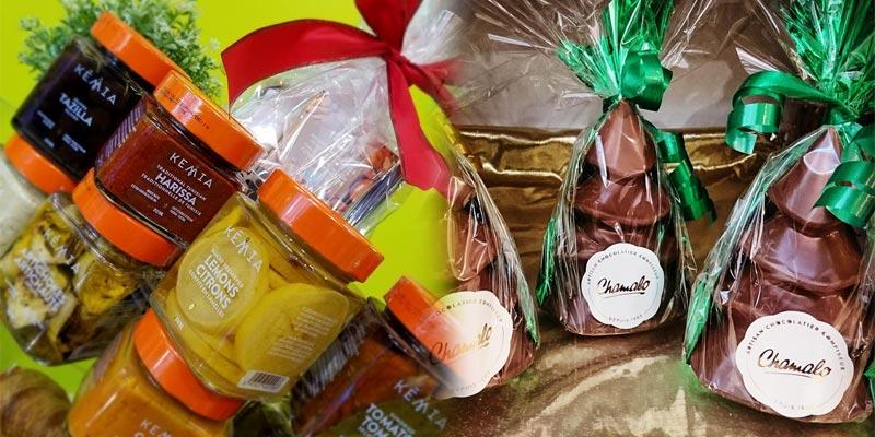 En photos : Les idées de cadeaux gourmands pour les fêtes de fin d'année