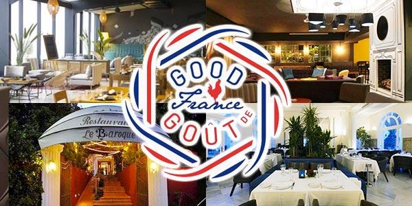 Découvrez les 4 restaurants et 4 chefs de Tunis participants au Goût de France