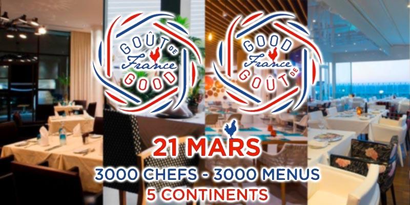 La Cuisine Française Contemporaine dans ces 7 restaurants ce 21 mars