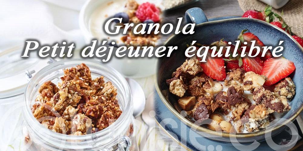 Granola, le petit déjeuner équilibré des sportifs en Tunisie