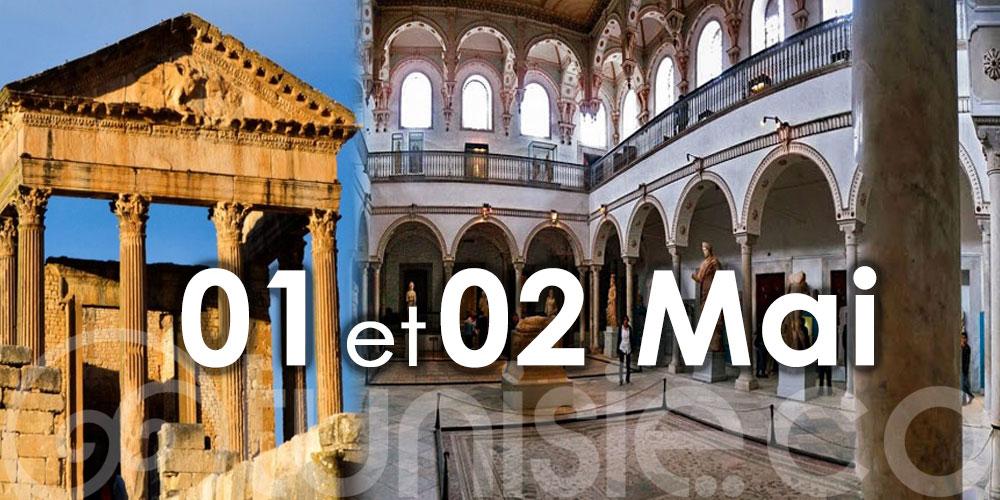 Accès gratuit aux musées et monuments ce week-end
