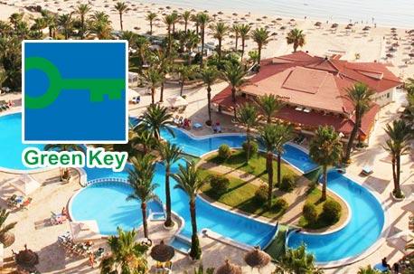 Le prestigieux label Green Key attribué à 9 hôtels tunisiens