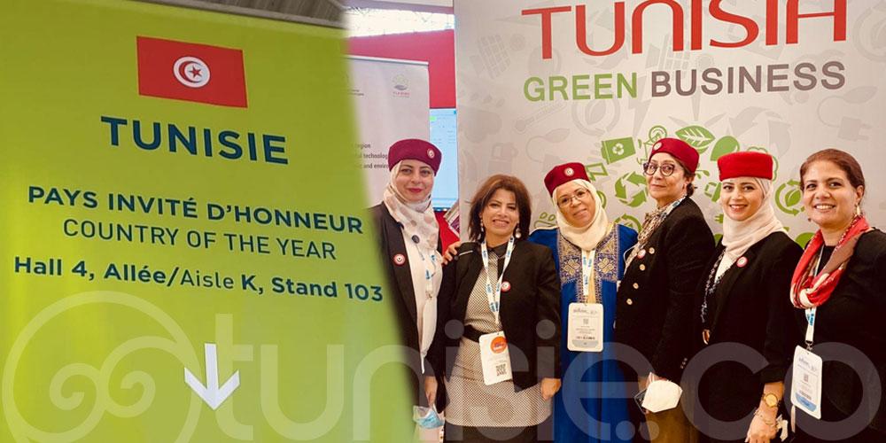 Lancement de l'opération 'Tunisie pays invité d'honneur' à Pollutec 2021 - Lyon !