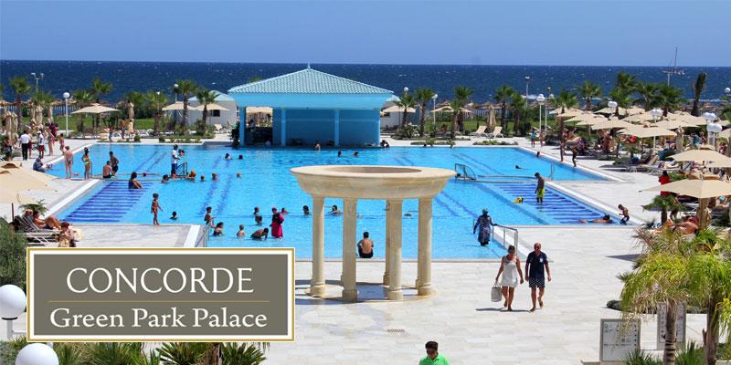 En vidéo : Mehrez Saadi DG du Concorde Green Park Palace satisfait de l'évolution des indicateurs touristiques
