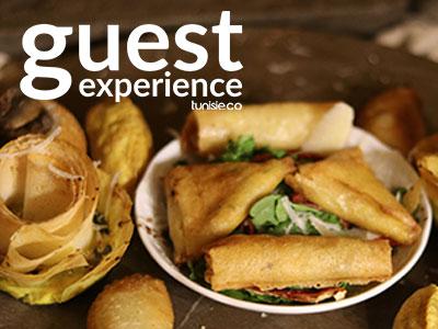 Guest Experience : Le restaurant El Makhzen du Palais Bayram pour les amoureux de l'authenticité et du bon goût